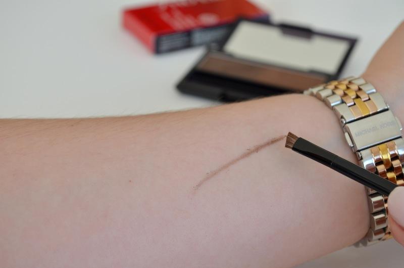 Shiseido Eyebrow Styling Compact 03