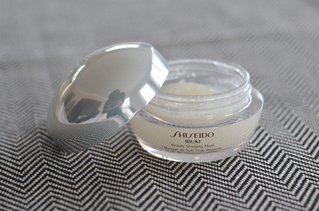 Shiseido Ibuki Sleeping Creme