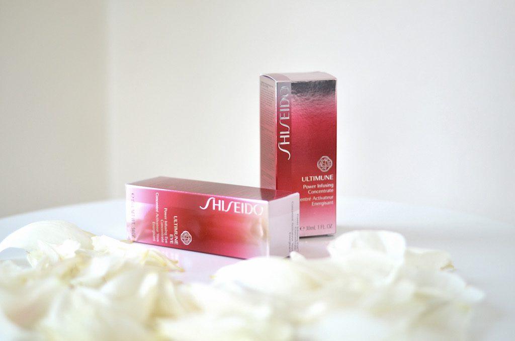 Shiseido Ultimune Serie