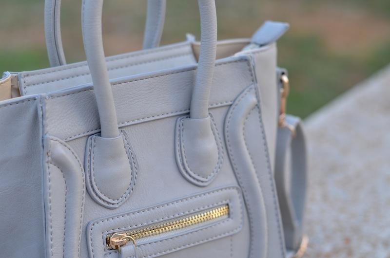 Smiley Leather Bag 03