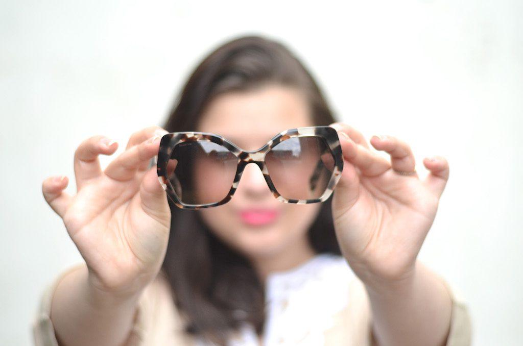 Sonnenbrille Prada 16RS