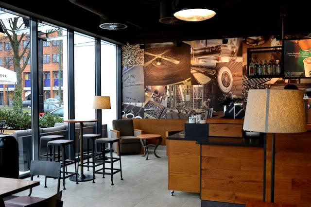 Starbucks Drive Through Düsseldorf 3