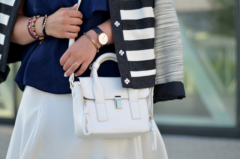 Striped Outfit Crocs Zara 02