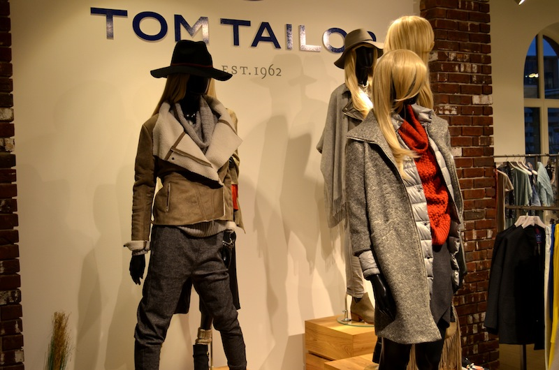 Tom Tailor Showroom 01