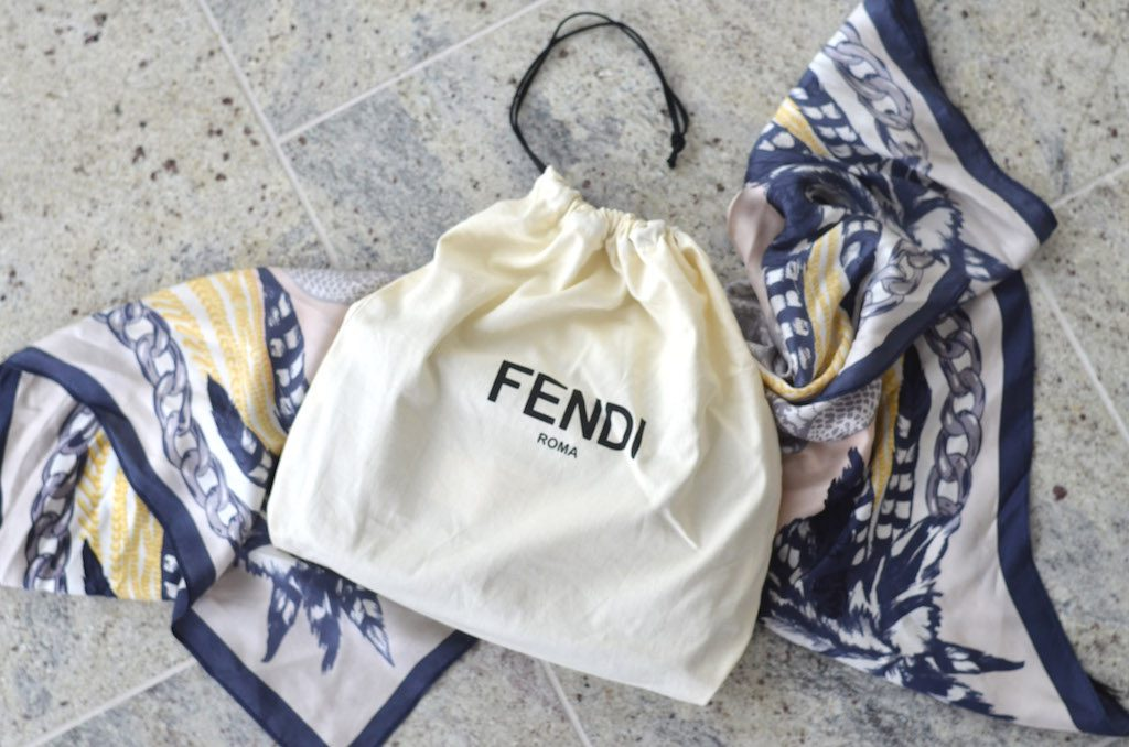 Unboxing Fendi