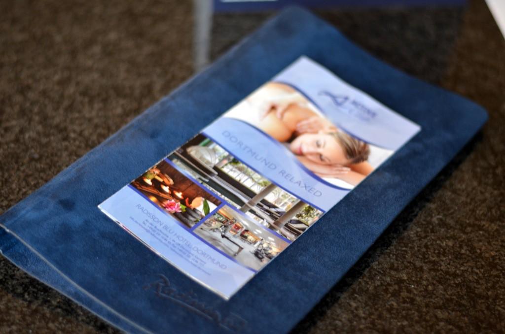 Wellness Hotel Radisson Blu Dormund
