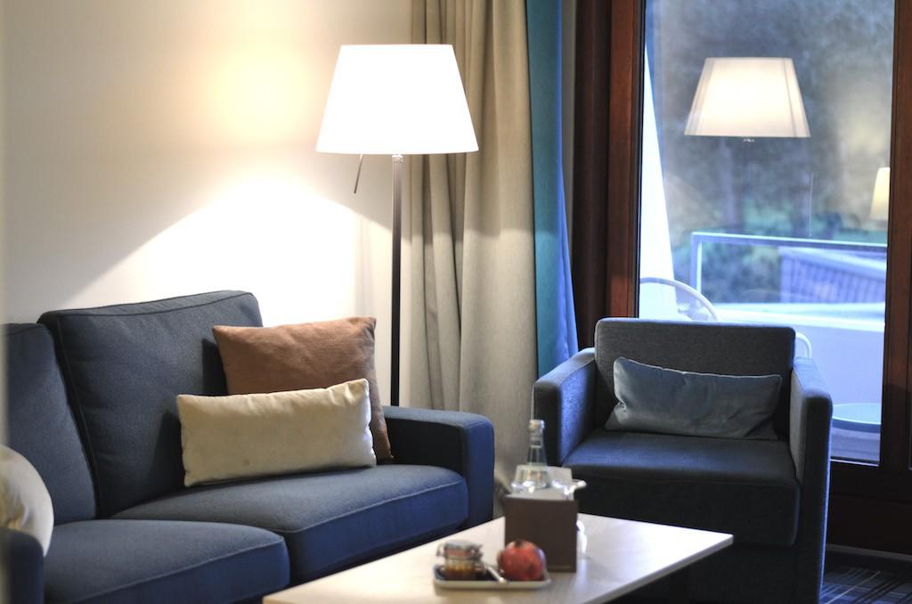 Wohnzimmer Aalernhüs hotel & spa