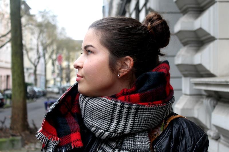 Zara Blogger Fashion Trend Scarf 05