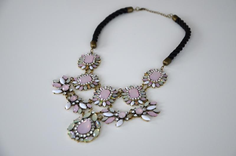 choker blogger chunky necklace 01