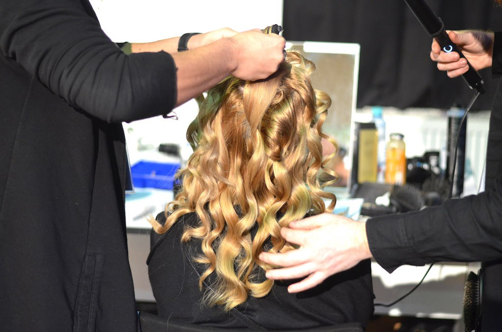 ghd Trend Looks Platform Fashion soft curl