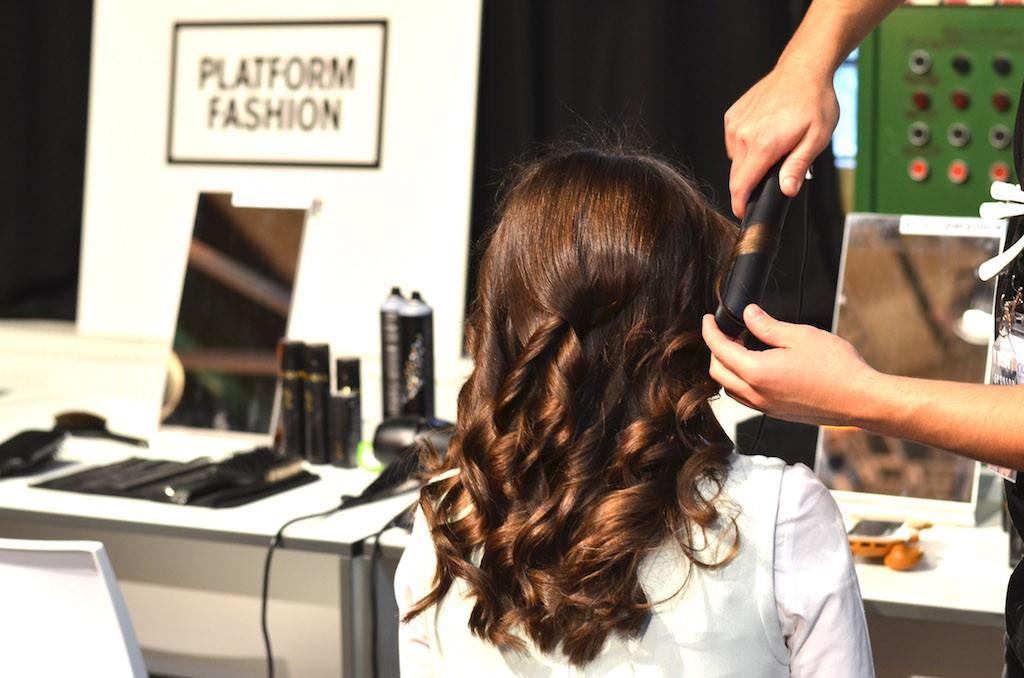 ghd Trend Looks soft curls