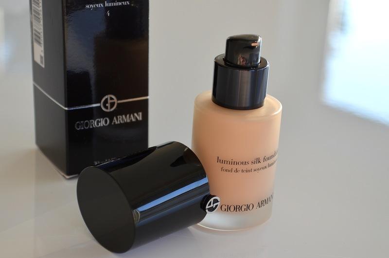 giorgio armani luminous silk foundation 02